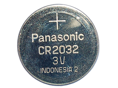 Panasonic CR2032 battery