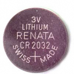 Renata CR2032 battery